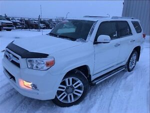 2013 Toyota 4Runner LIMITED PST PAID