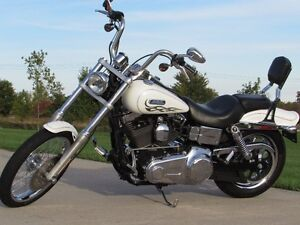 2006 harley-davidson FXDWG Dyna Wide Glide   6 Speed and Fuel In London Ontario image 3