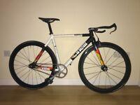 Cinelli Vigorelli HSL Custom Build Track Fixed Fixie Bike Bicycle