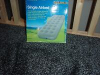 air bed brand new