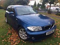 2005 BMW 1SERIES 118D DIESEL