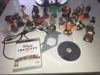 PS3 Disney infinity, all in great condition, loads of characters