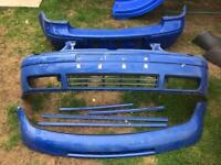 VW Golf bumpers for sale