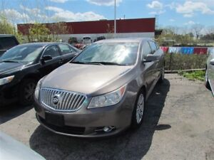 2011 Buick LaCrosse CXL | LEATHER | ROOF