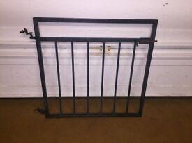 Metal Powder Coated Gate