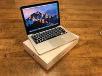 Apple MacBook Pro 13 with Retina Display 2015 - MINT CONDITION - ONLY 6 MONTHS OLD
