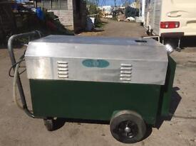 Diesel steam cleaner dte jet wash
