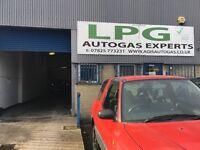 Business for sale Autogas conversion garage lpg