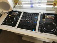Wanted - PIONEER CDJ 2000NXS2 DJ Decks DJ Equipment + DJM 900 Nexus 2