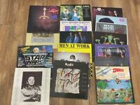 Job lot of very good condition vinyl (18 lps)