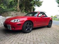 Mk 2.5 MX5 Sport S-VT 6 speed LSD £850