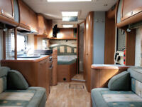*BESSACARR E765*6 BERTH*FIXED DOUBLE BED*LOW MILES*