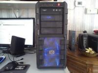 High Spec PC - 8 Core - 16GB Ram - 4Ghz - Windows 10 Desktop Computer Workstation