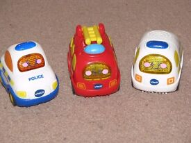 toot toot emergency vehicles