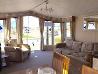 PLATINUM GRADE SITED STATIC CARAVAN FOR SALE NORTH WALES