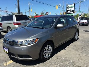 2013 Kia Forte5 LX Plus l BLUETOOTH l LOW KMS