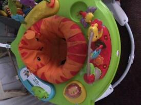 Jumperoo is very good condition.