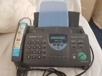 Sharp UX-470 Fax Machine