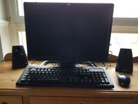 ***HP DC7900 ULTRA SLIM CUSTOM DESKTOP PC - DUAL CORE, 4GB RAM, 120GB SSD***