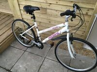 Ladies Mountain Bike with recent service Fully working