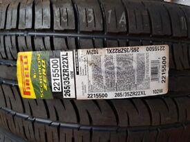 Pirelli Scorpion Zero Tyres (265/35 ZR 22 102W)
