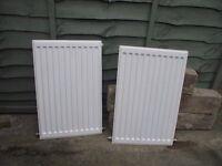 Single panel radiators