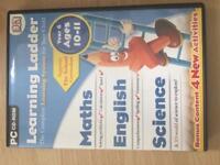 Learning ladder cd