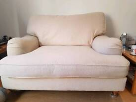 Next love seat/ large armchair for sale. £125