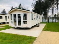 Static Caravan for sale off site.