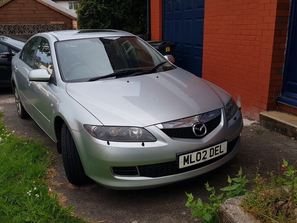 REDUCED Mazda 6 2 3l Sport 2005, 87 4k miles, Sunroof, Cruise Control, BOSE  Surround | in Rhiwbina, Cardiff | Gumtree