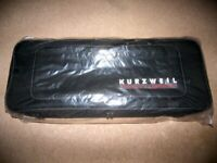 Kurzweil KB 61 Gig Bag , Soft Case for Keyboards with 61 keys. Korg , Roland , Yamaha / Brand New !
