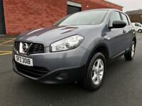 JULY 2010 NISSAN QASHQAI VISA 1.5 DCI EXCELLENT CONDITION