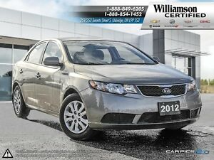 2012 Kia Forte 2.0L LX w/Plus (A6)**AUTO**AIR**KEYLESS
