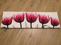 Tulip canvas picture