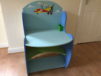 Child's hand painted desk *delivery available*