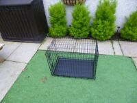 Small Dog Cage only 2 months old
