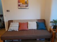** Habitat Double Sofa Bed - Excellent Condition **