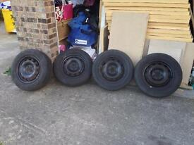 Ford 195/65x15 wheels and tyres