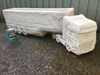 Concrete Lorry planter