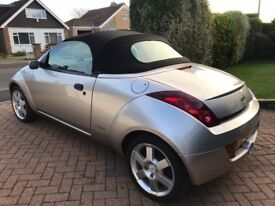 Ford Streetka Luxury Convertible