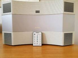 Bose Acoustic Wave Music System Model CD-3000 Hi-Fi System, CD/AM/FM/AUX IN