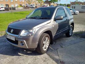 PRICE DROP***2007 Suzuki Grand Vitara 4X4 1.6 VVT ***ONLY 62000 MILES****