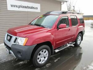 2011 Nissan Xterra SV - HEATED SEATS - ROCKFORD FOSGATE!!!