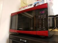 Cuisina 900w Microwave For Sale Good Working Condition