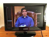 "Samsung LCD 19"" TV LE19B450C4W"