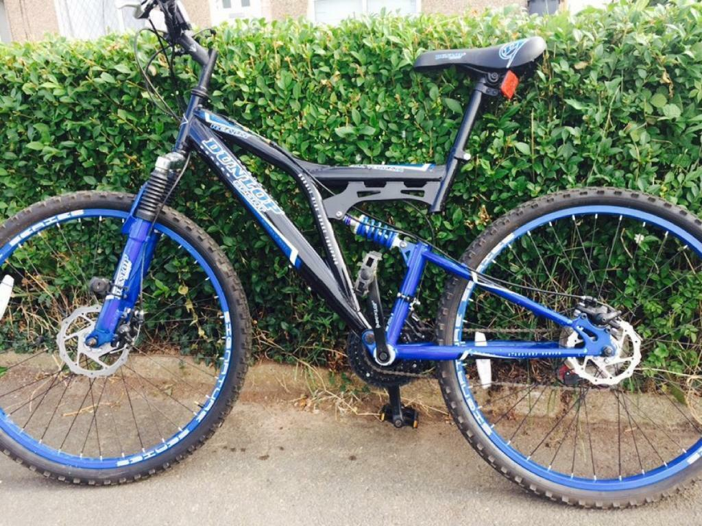 "Dunlop bike 26"" in excellent conditionin Leicester, LeicestershireGumtree - Hi Im selling my bike its 26"" wheels and 18 gears good tyres in fully working order and excellent condition"