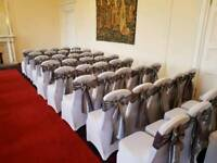 100 Chair covers for wedding or event
