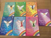 Rainbow Magic books- Jewel fairies