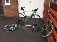 Mens Road Bike Full Tiagra Groupset 58cm Frame