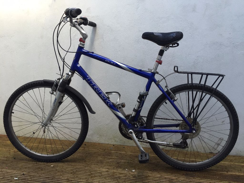 Bike For Sale Trek Navigator 200 Hybrid In Stockwell London